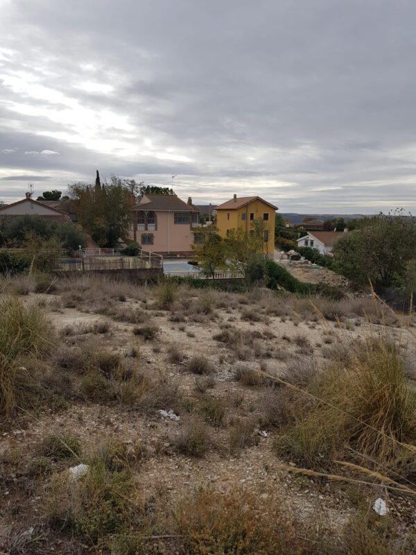 Solar edificable en venta Valle de San Juan